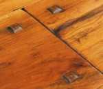 Authentic Hand Scraped Floors Replicate an Era of the Past